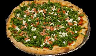 Arugula, Fresh Mozzarella, Tomato 340x20