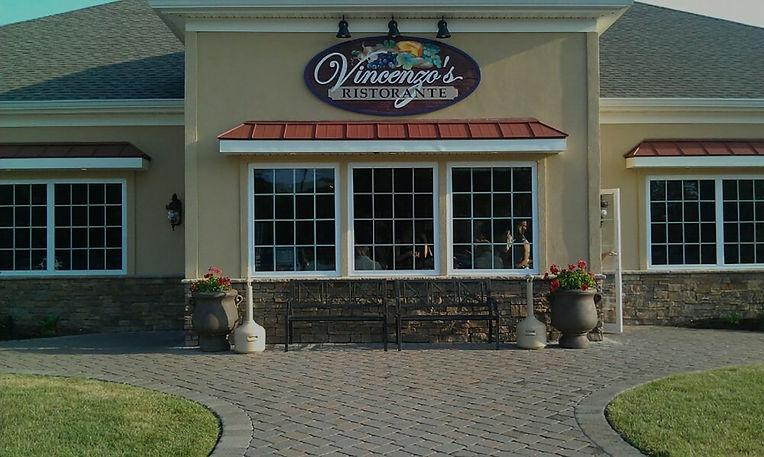Vincenzos Smithville - Storefront