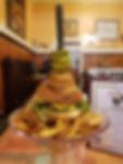 Marleys Gotham Grill - Burger
