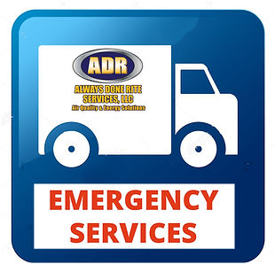 ADR - Emergency Services