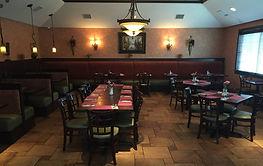 Vincenzos Smithville - Dining Room