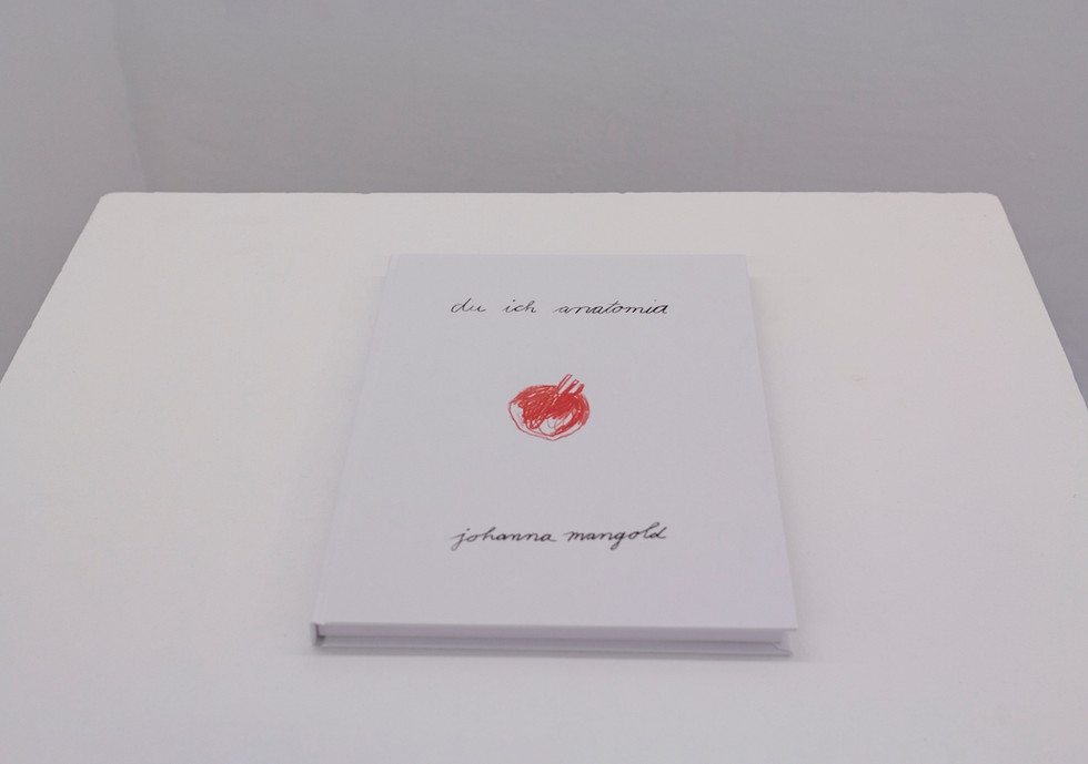 du ich anatomia (Ausstellungsansicht)
