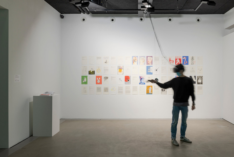 Expanded Video Works, HeK Basel, Foto: Franz Wamhof
