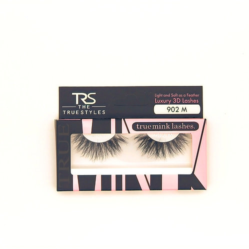 TRS True Mink 3D Eyelashes M902