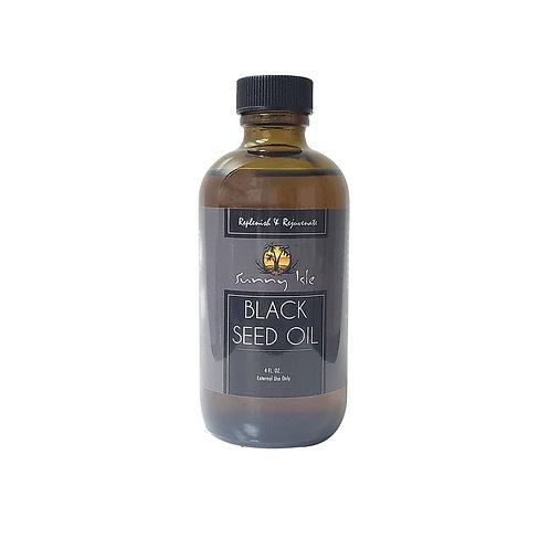 SUNNY ISLE Black Seed Oil 4oz