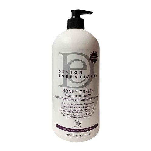 DESIGN Honey Cream Moisture Retention Shampoo 32oz