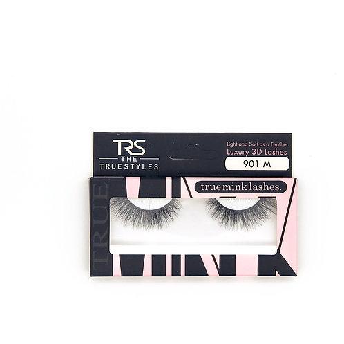 TRS True Mink 3D Eyelashes  M901