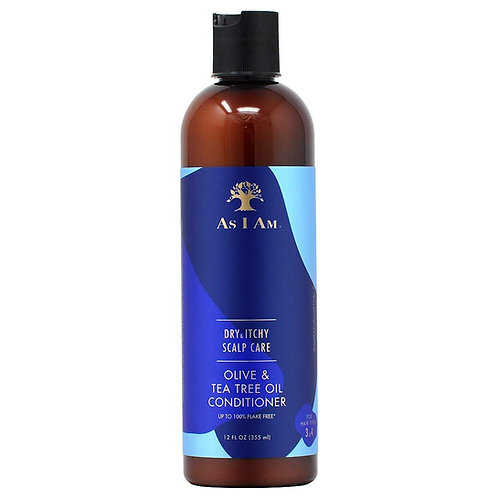 AS I AM Scalp Care Conditioner 12oz