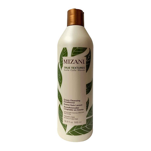 MIZANI True Textures Cream Cleansing Conditioner 16.9oz