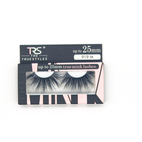 TRS True Mink 3D Eyelashes 25mm M919