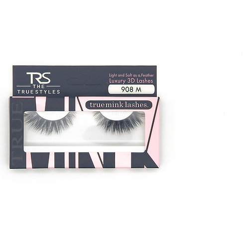TRS True Mink 3D Eyelashes M908