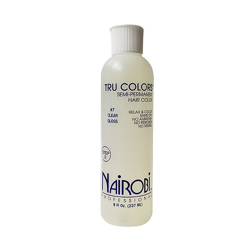 NAIROBI COLOR Clear Gloss 8oz