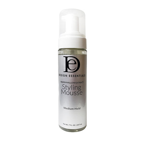 DESIGN Platinum Styling Mousse With Marshmallow 7.65