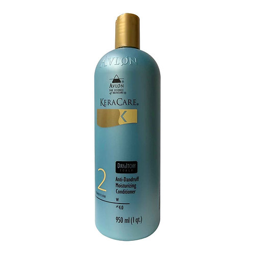 KERACARE Dry & Itchy Scalp Conditioner 32oz
