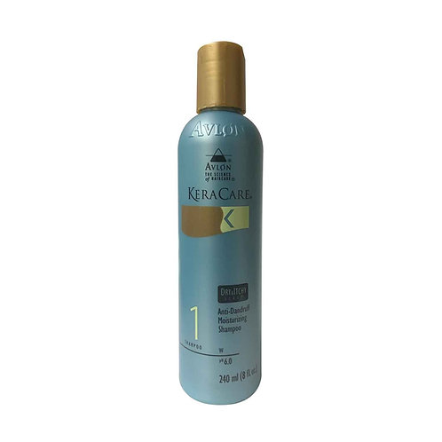 KERACARE Dry & Itchy Scalp Shampoo 8oz