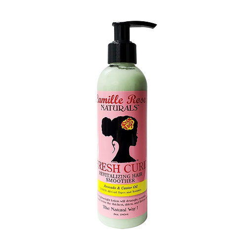 CAMILLE ROSE Fresh Curl Revitalizing Hair Smoother 8oz