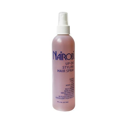 NAIROBI Up-DO Styling NAIROBI Up-DO Styling Spray 8oz