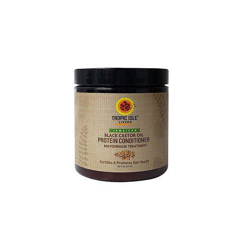 TROPIC ISLE Castor Oil Protein Conditioner 8oz