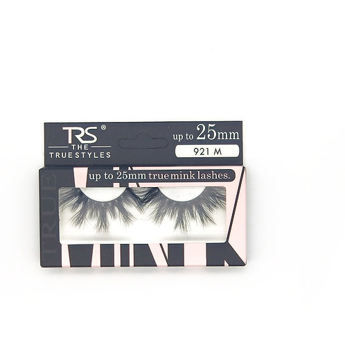 TRS True Mink 3D Eyelashes 25mm M921