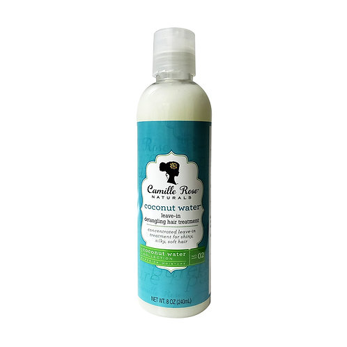 CAMILLE ROSE Coconut Water Leave-In 8oz