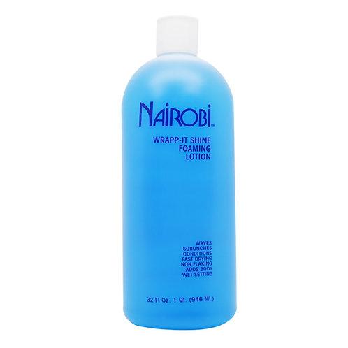 NAIROBI Wrapp-It Shine Foaming Lotion 32oz