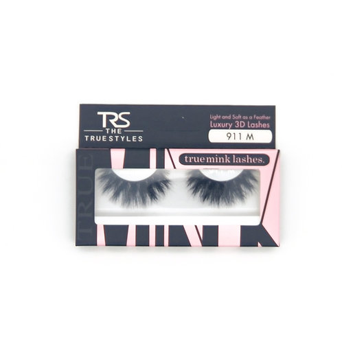 TRS True Mink 3D Eyelashes M911