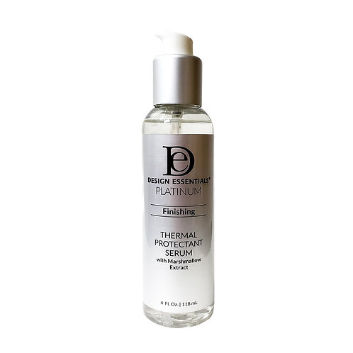 DESIGN Platinum Thermal Protectant Serum With Marshmallow 4oz