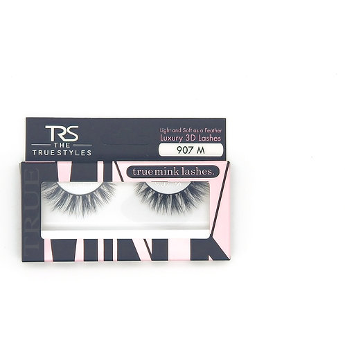 TRS True Mink 3D Eyelashes M907