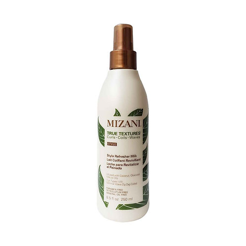 MIZANI True Textures Style Refresher Milk 8oz