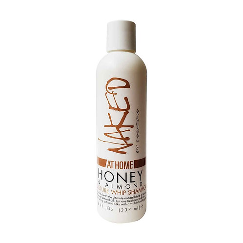 NAKED Honey & Almond Moisture Whip Shampoo 8oz