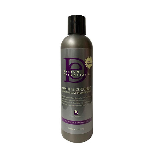 DESIGN KuKui & Coconut Hydrate Leave In 8oz