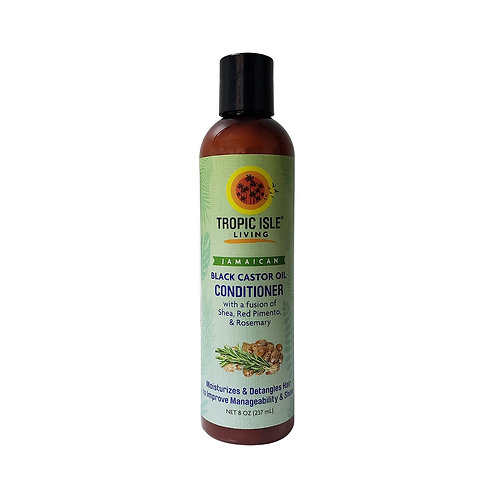 TROPIC ISLE Jamaican Castor Oil Conditioner 8oz