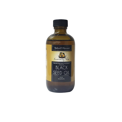 SUNNY ISLE Infused with Black Seed Oil 4oz