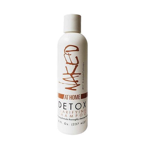 NAKED Detox Clarifying Shampoo 8oz