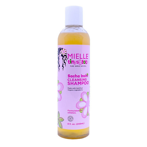 MIELLE SACHI INCL CLN SHAMPOO - For Kids - 8.25oz