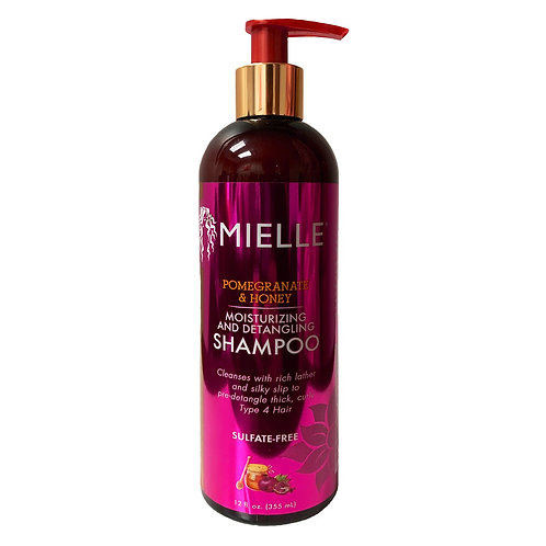 MIELLE POM/HONEY SHAMPOO 12oz