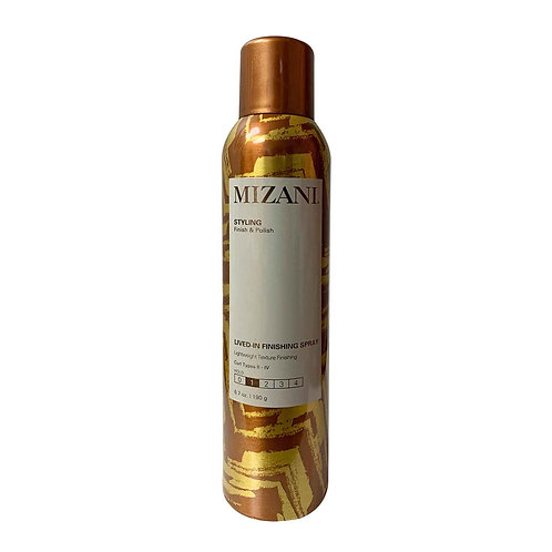MIZANI Lived-In Texture Finishing Spray 6.7oz