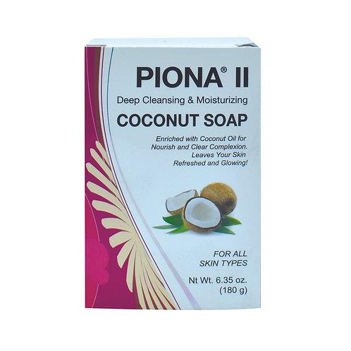 PIONA ll Coconut Soap 6.35oz