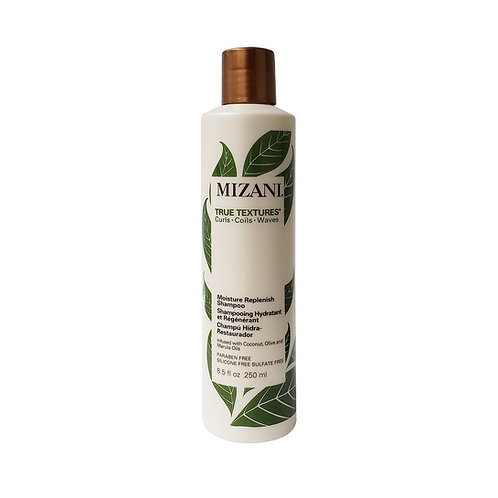 MIZANI True Textures Moist. Replenish Shampoo 8.5oz