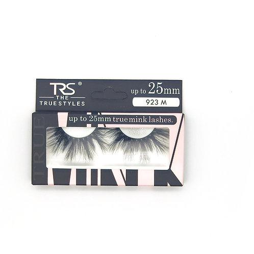 TRS True Mink 3D Eyelashes 25mm M923