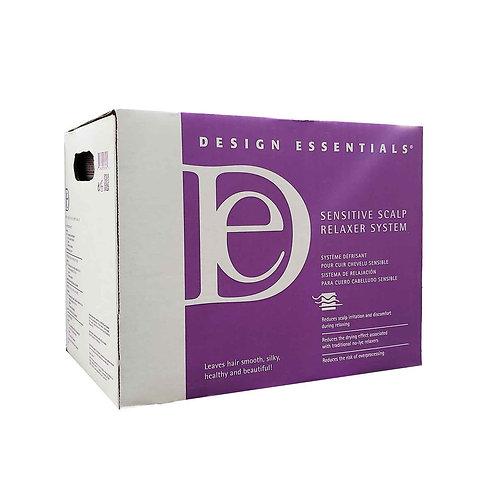 DESIGN Sensitive Scalp Relaxer Kit*
