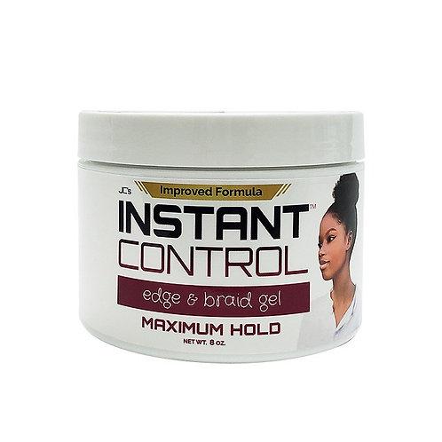 INSTANT CONTROL Edge & Braid Gel 8oz