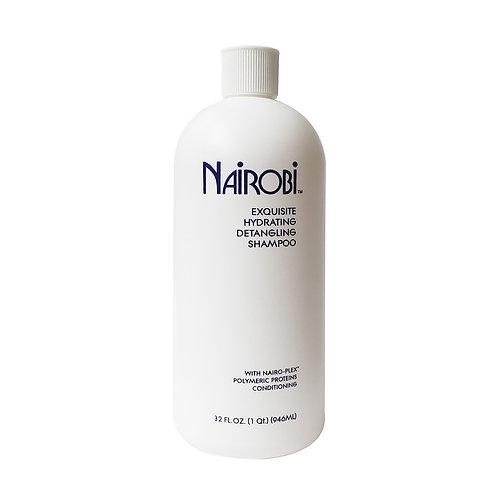 NAIROBI Hydrating Detangling Shampoo 32oz