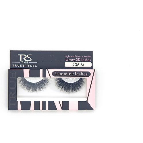TRS True Mink 3D Eyelashes M906