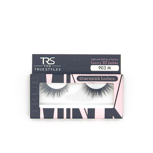 TRS True Mink 3D Eyelashes M903