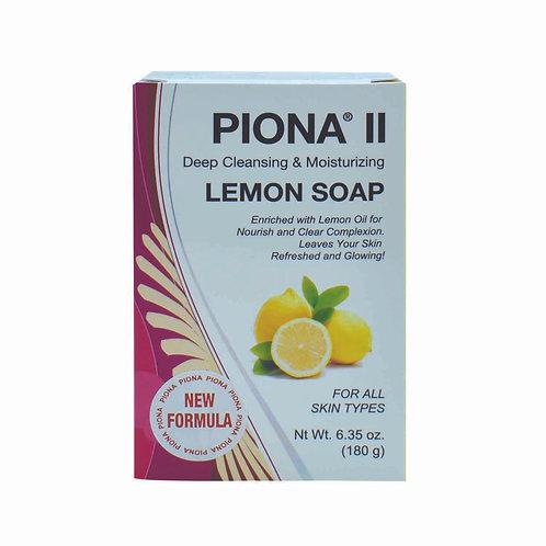 PIONA ll Lemon Soap 6.35oz