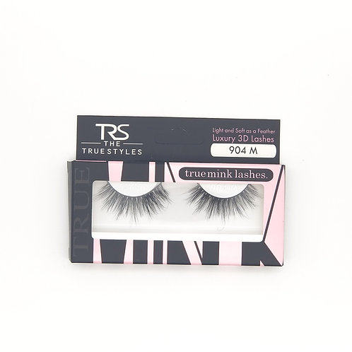 TRS True Mink 3D Eyelashes M904