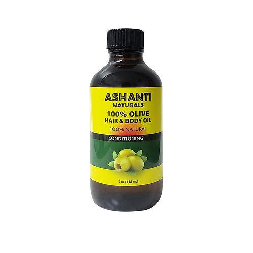 ASHANTI 100 % Olive Oil 4oz