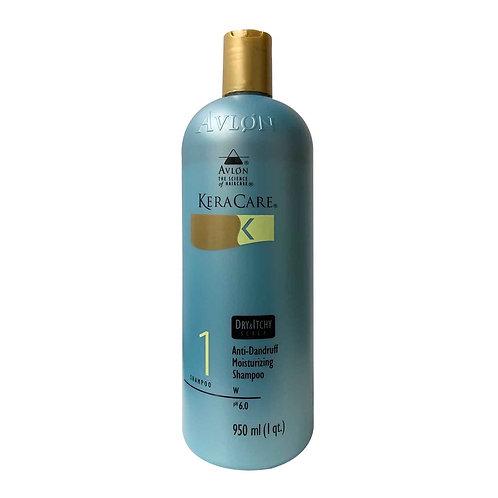KERACARE Dry & Itchy Scalp Shampoo 32oz