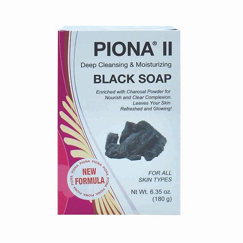 PIONA ll Black Soap 6.35oz